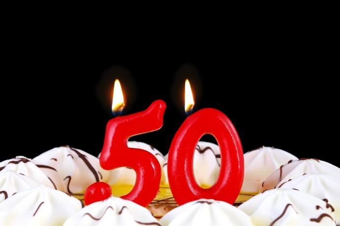 7 ventajas de ser una mujer de 50 o m s viva fifty - Los anos cincuenta ...