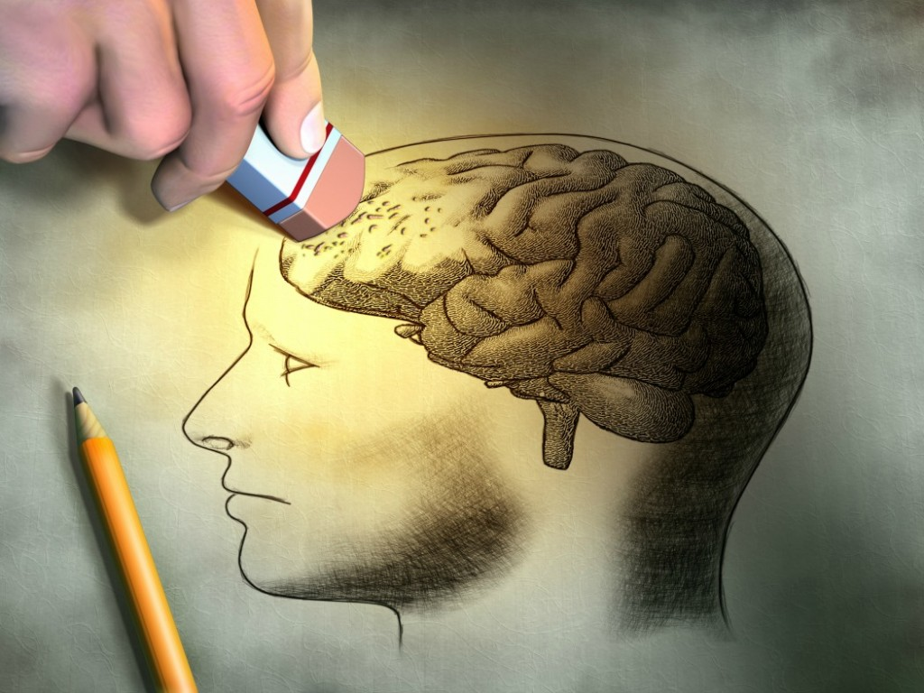Coping with fear of memory loss
