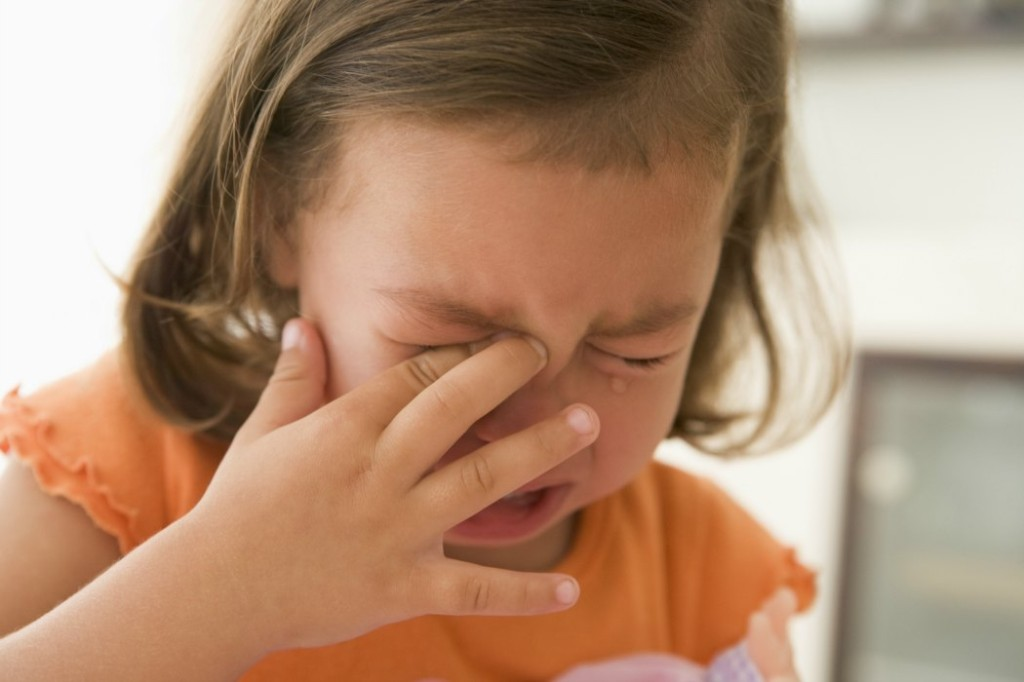 Dealing with menopause and my two year-old, a terrible tandem