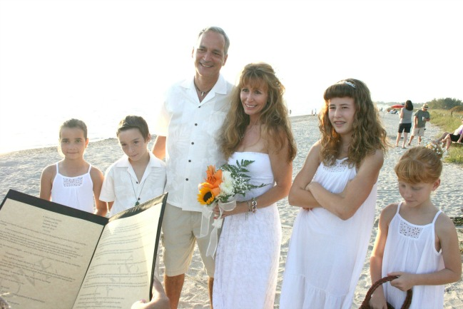 Remarrying at 50 to create a happy blended family