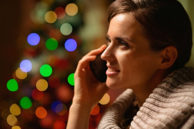 Giveaway of 2 HTC one Sprint phones to call la familia in Navidad