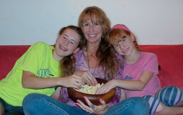 Tips and me to make family movie night even more fun