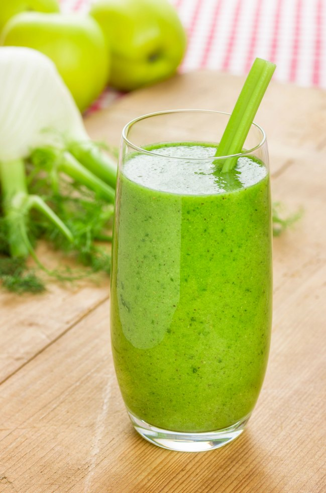 Juicing tips and recipes to counteract hot flashes