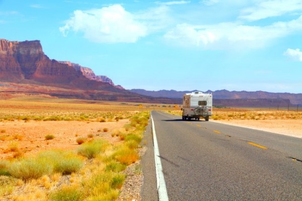 My dream RV vacation, a trip to New Mexico