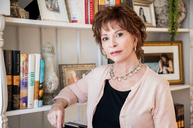 Biografía de Isabel Allende, hija de la fortuna