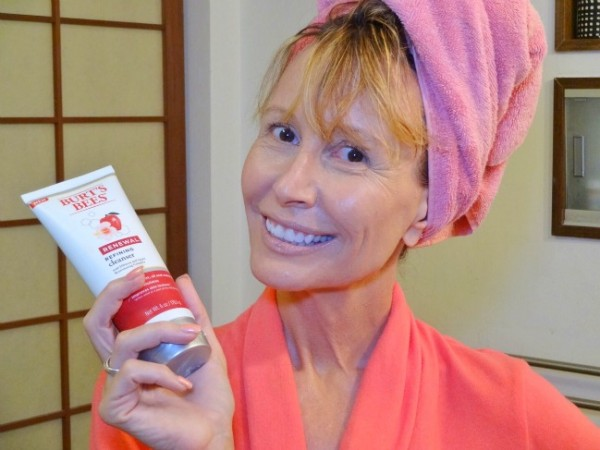 Renewing midlife skin with the 28-Day Face Cleanse
