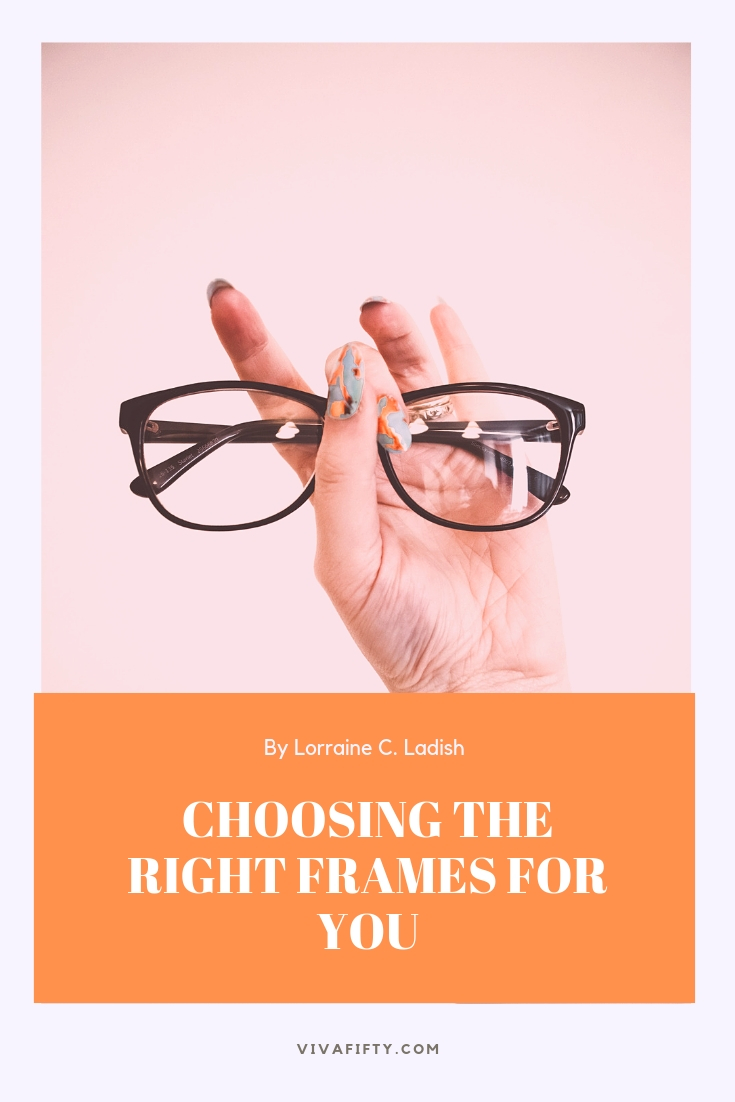 Choosing the right frames for you is not only about the shape of your face. You also need to consider your lifestyle, personality and budget. #style #frames #glasses