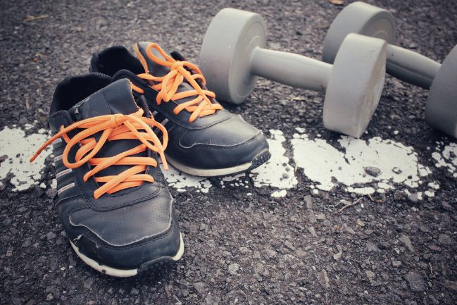 Easy 30-minute midlife workout
