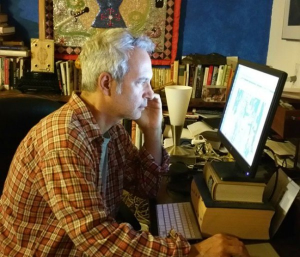 Phillippe Diederich publishes debut novel at 50