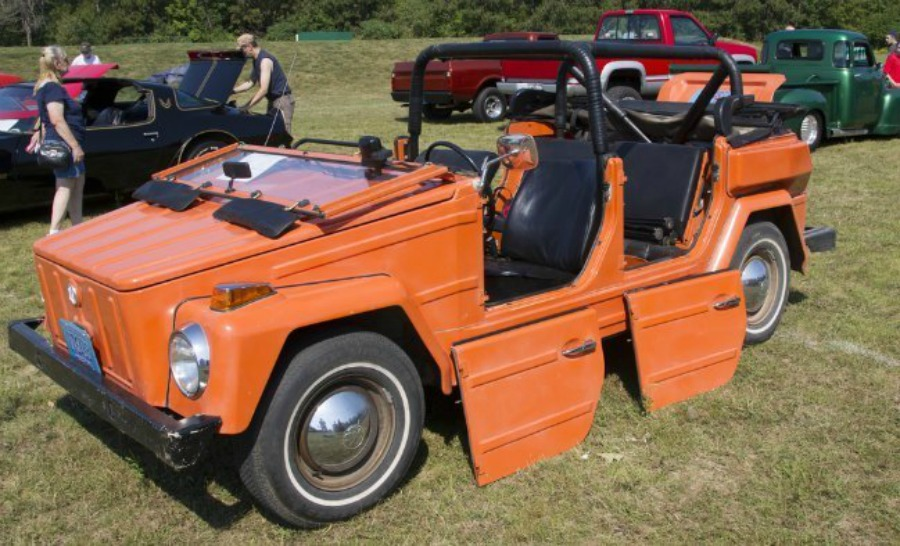 5 Cool cars that will make you feel young again