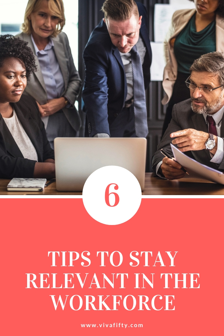 If you take a good look around, you may find that the landscape of your workplace is entirely different than it was even just 10 years ago. These observations can be overwhelming, but if you're both proactive and reactive, you won't get left behind. In fact, you may be able to establish yourself as even more of a powerhouse. See our tips to stay relevant in the workforce. #career #midlife #jobs