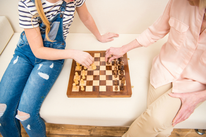 Playing chess keeps your brain sharp at any age