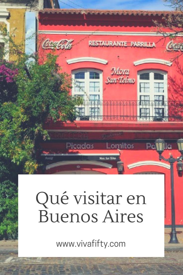 Buenos Aires es una ciudad cosmopolita por excelencia. Cultura, arquitectura, naturaleza, gastronomía e historia son solo algunos de sus encantos. Como porteña, intentaré contarte cuáles son las atracciones que considero imperdibles. Para serte franca: ¡aquí hay mucho para ver! Pero en pocos días puedes conocer esta gran ciudad y quizás hacerte tiempo para visitar otros atractivos de Argentina. #viajes #viajar #argentina #buenosaires