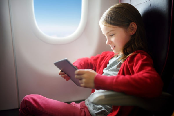 5 Tips to make sure your child has a pleasant flight experience