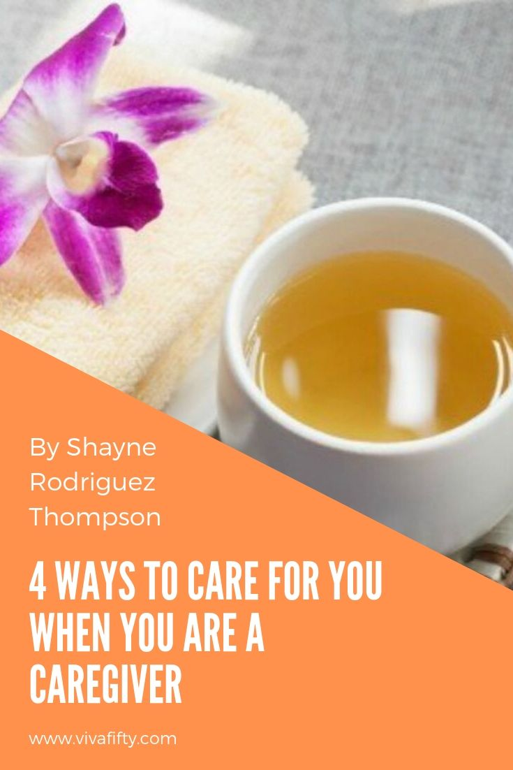 Taking care of yourself as a caregiver is even more important than caring for your loved one. If you aren´t ok, you can´t take care of others.