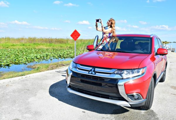 Our Christmas trip in the 2018 Mitsubishi Outlander GT S-AWC