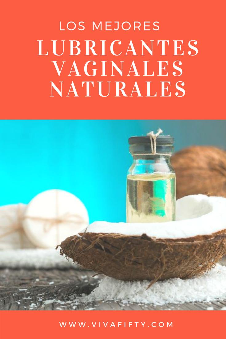 Con la llegada de la menopausia también aparece la sequedad vaginal. Aquí compartimos contigo algunos lubricantes vaginales naturales que te pueden aliviar. #menopausia #lubricantesvaginales #salud