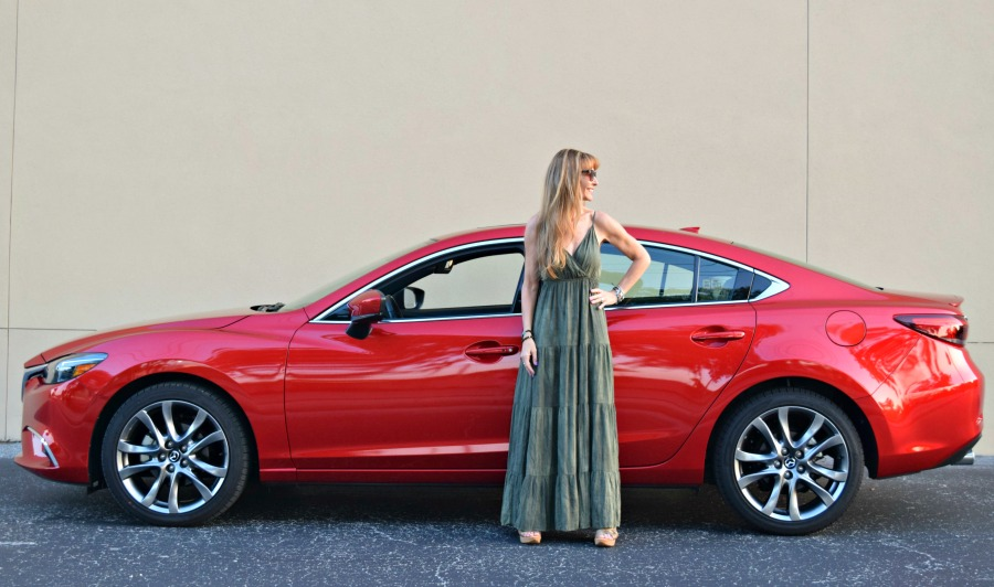 The 2017 Mazda 6, a smooth drive with a sleek design