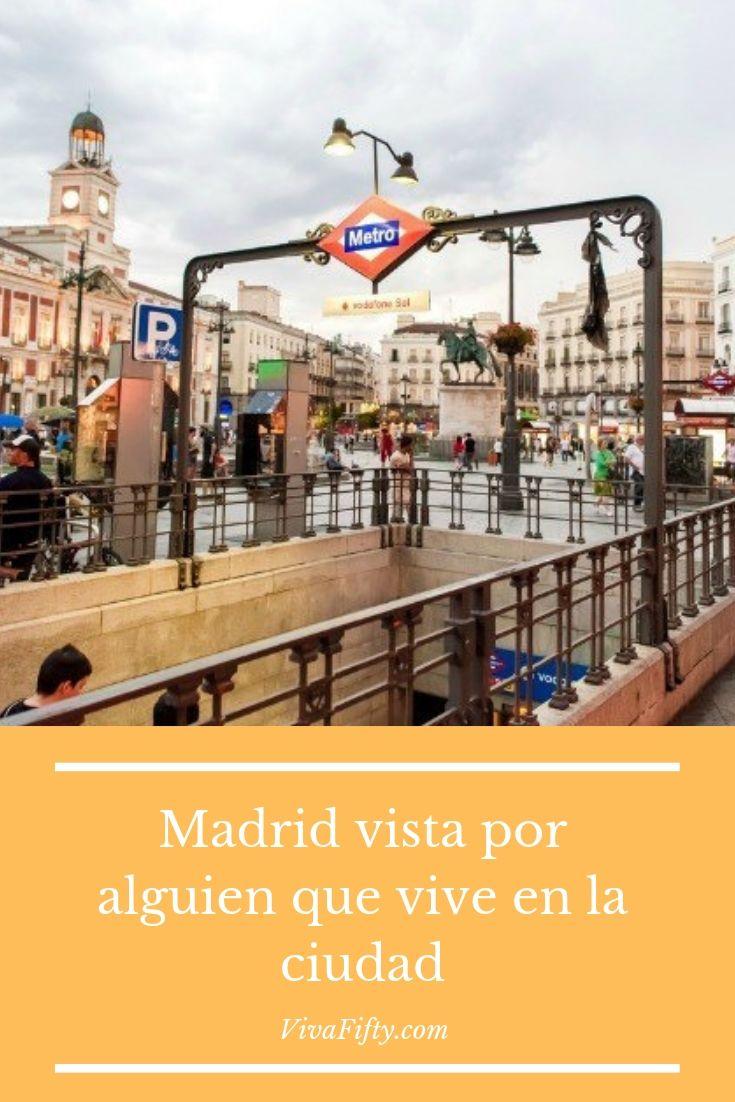 Madrid es una ciudad tranquila, donde puedes pasear a cualquier hora del día o de la noche. Esta cosmopolita cuidad tiene mucho que ofrecer.  #madrid #viajar #viajes