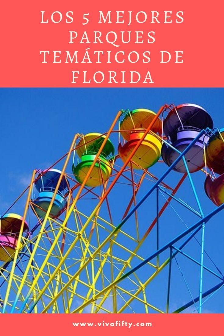 Viviendo en Florida, mi familia y yo hemos visitado varios parques temáticos a lo largo de los años. Te presento los que más nos gustaron. #florida #viajar