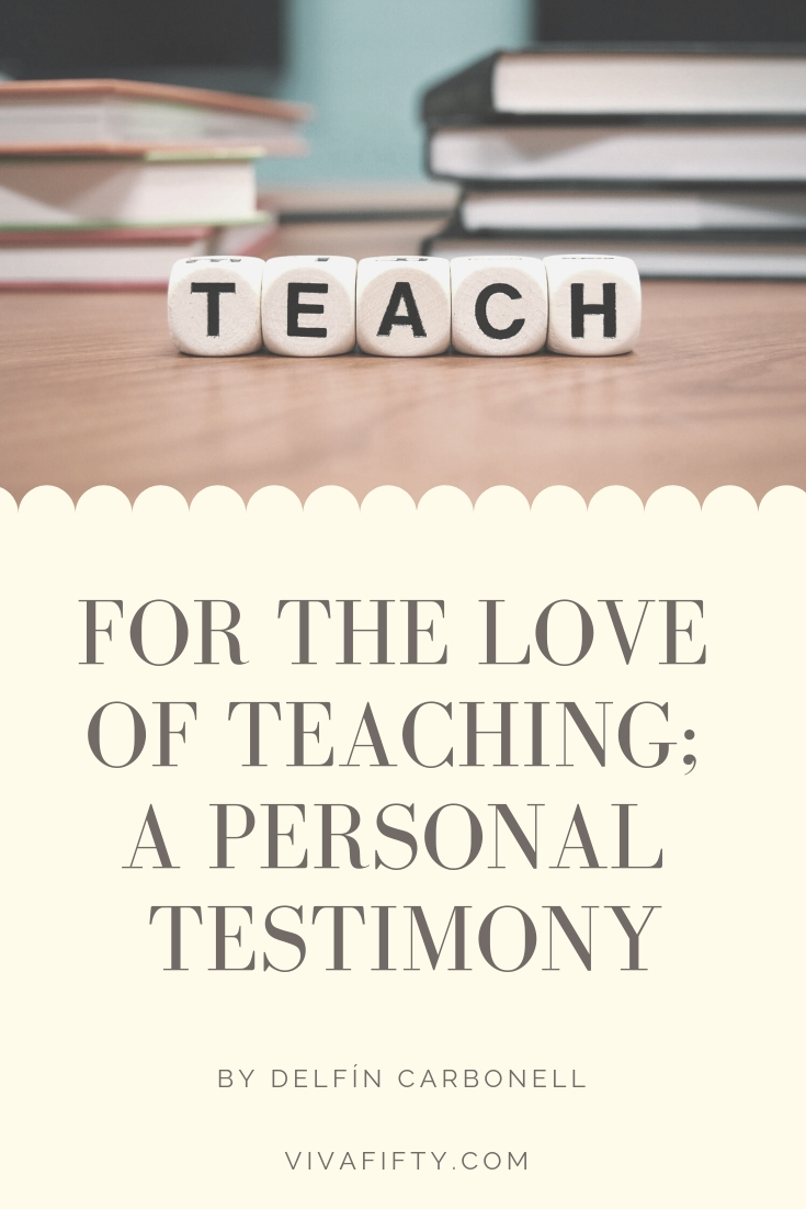 A real teacher will be focused on his or her students and leave his ego on the other side of the classroom door. #teaching #teachers #education.