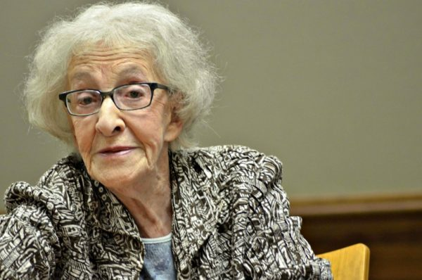 Ida Vitale is an inspiration at 96
