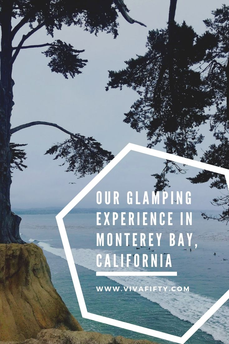 I'd been camping with my family, but it was my first time glamping. It's where comfort meets nature, and California is a great place to experience this. #KOACamping #Camping #camping