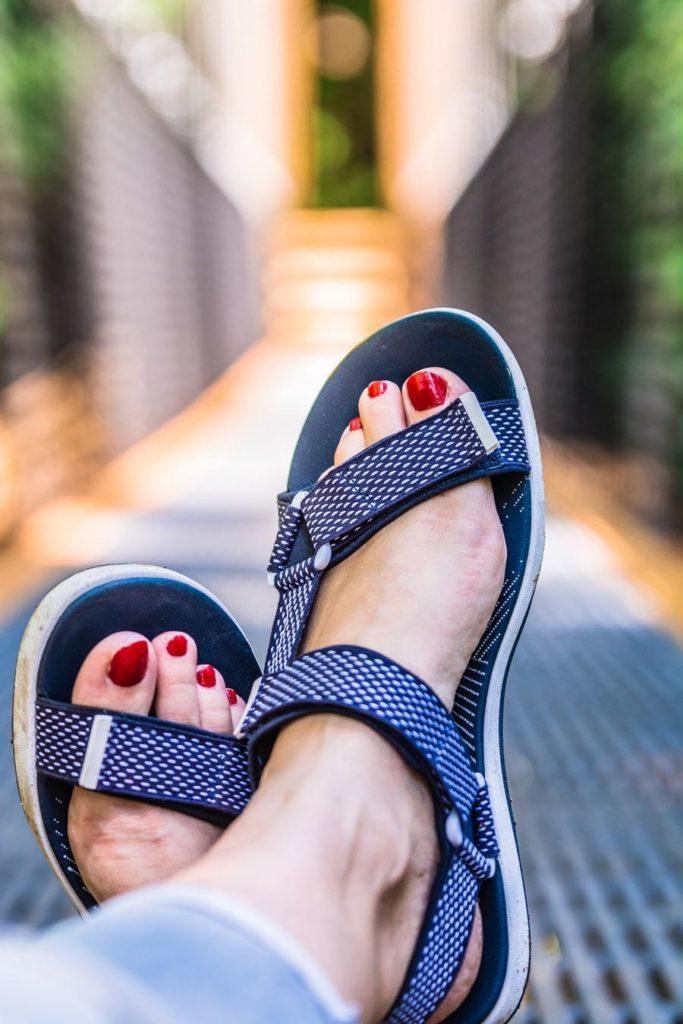 Mejores zapatos para juanetes