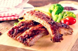 How I cook killer summer barbecue ribs