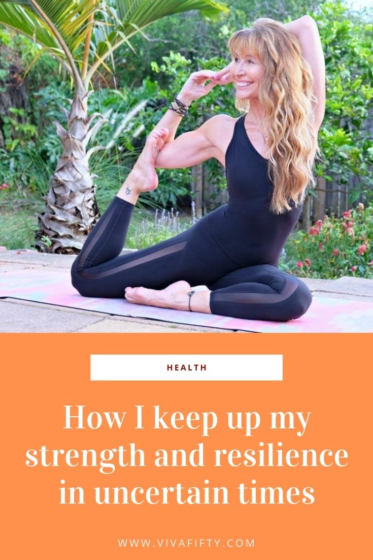 #ad Strength comes in many forms. It can be physical, mental or emotional. This is how I stay strong and resilient during any kind of challenge.