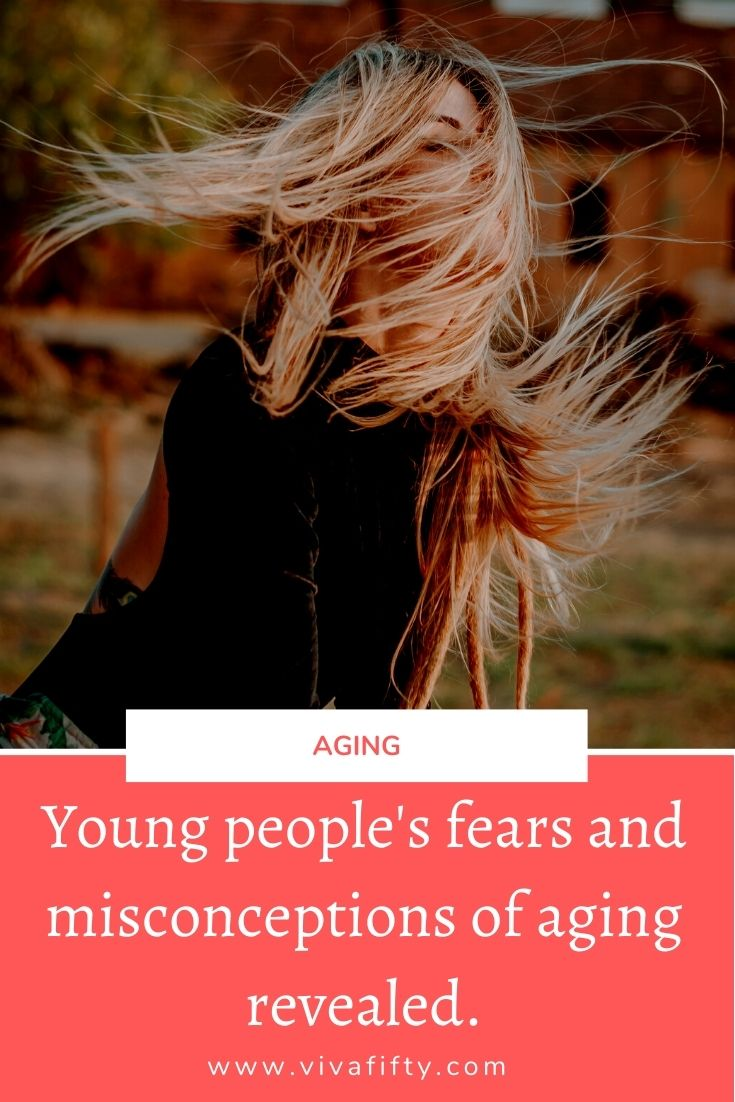 Some misconceptions about older people have to do with self-perception. We actually gain self-confidence as we age and continue to acquire new skills. #genz #genX #boomers #aging #midlife