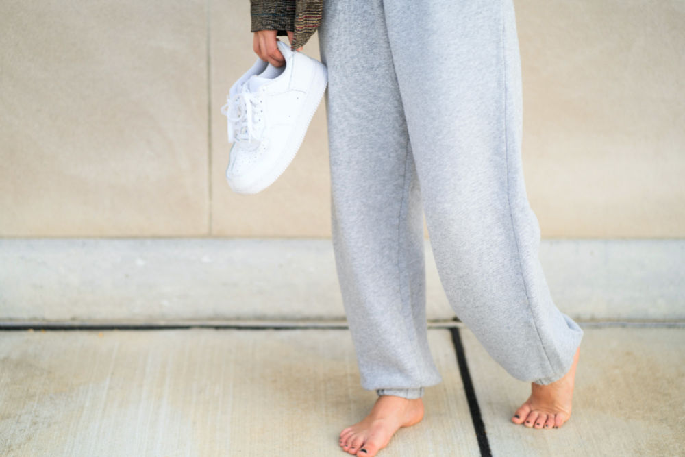 Athleisure trends to keep you comfy and stylish at home
