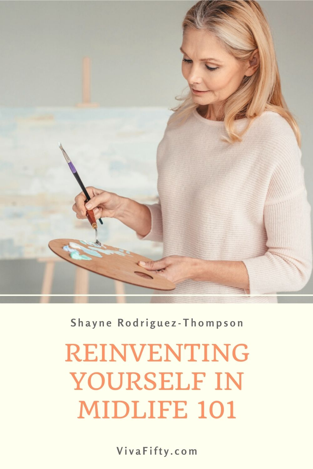 Reinventing yourself doesn´t mean a complete overhaul. You can actually take it in steps. Here are a few that will get you started on your reinvention.