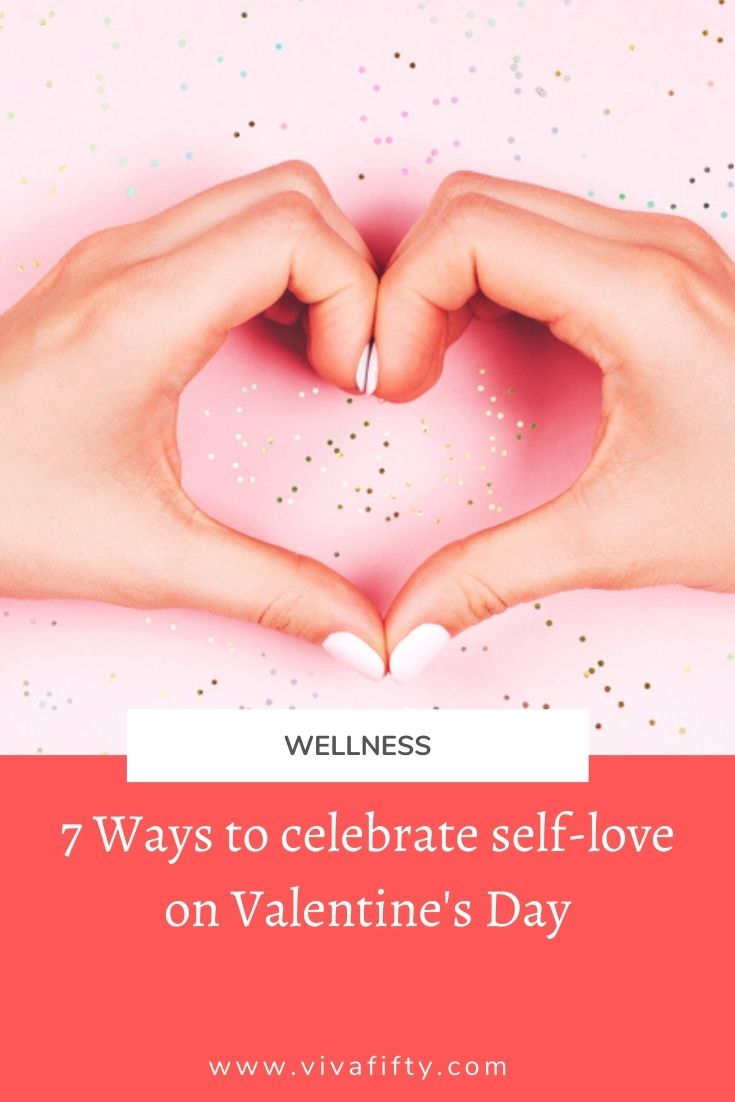 Valentine's Day is all about love and friendship. We say it's also a day for practicing the greatest love of all: self love.