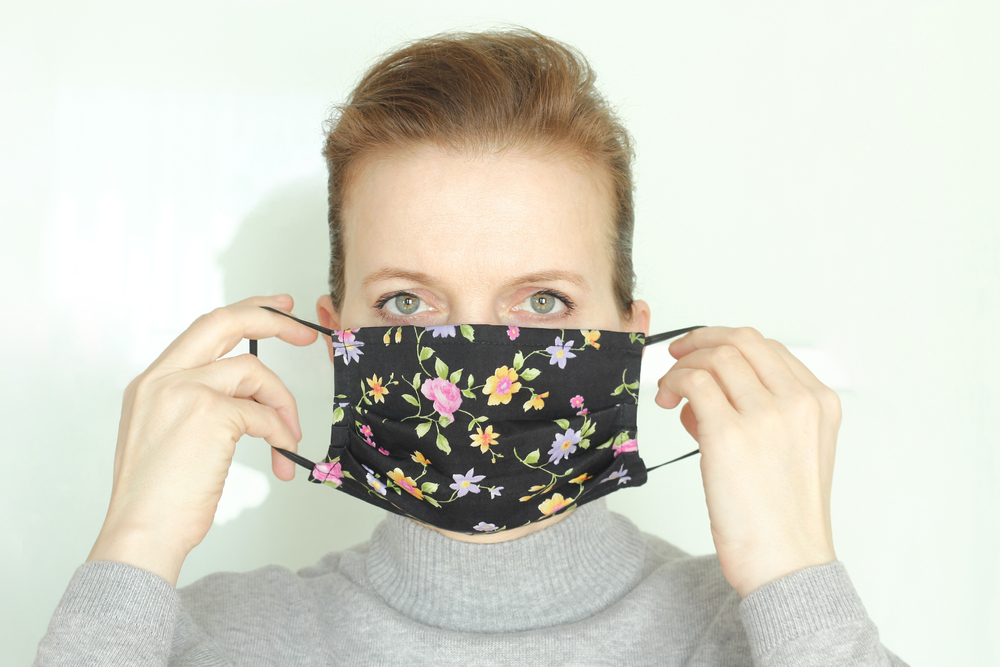 Maskne, acne induced by mask-wearing, can also show up in midlife. Here is how to prevent and treat it.