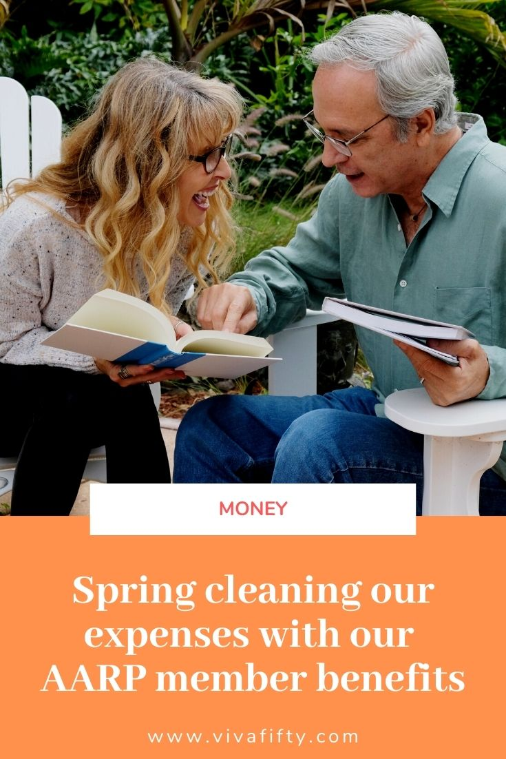 #sponsored As small business owners, this time of the year is all about organizing our finances. That's why we rely on AARP® member benefits to spring-clean our expenses. #AARPMMemberBenefits #EyeMed #Walgreens