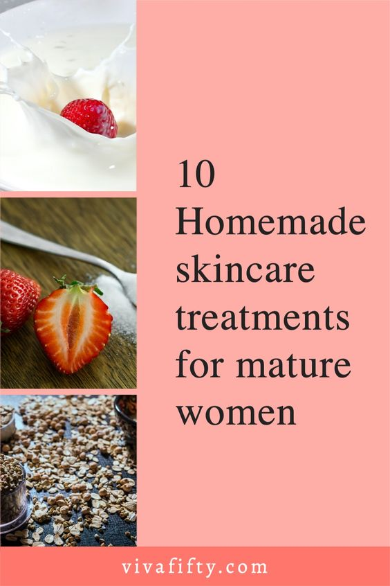 Mature skin can benefit from home remedies to keep it looking and feeling youthful. We have all kinds of great ingredients in our kitchen.