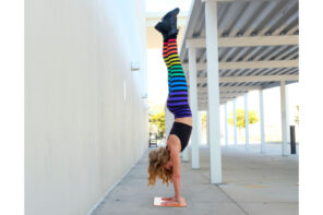 How & why I learned to do a freestanding handstand in my late 50's