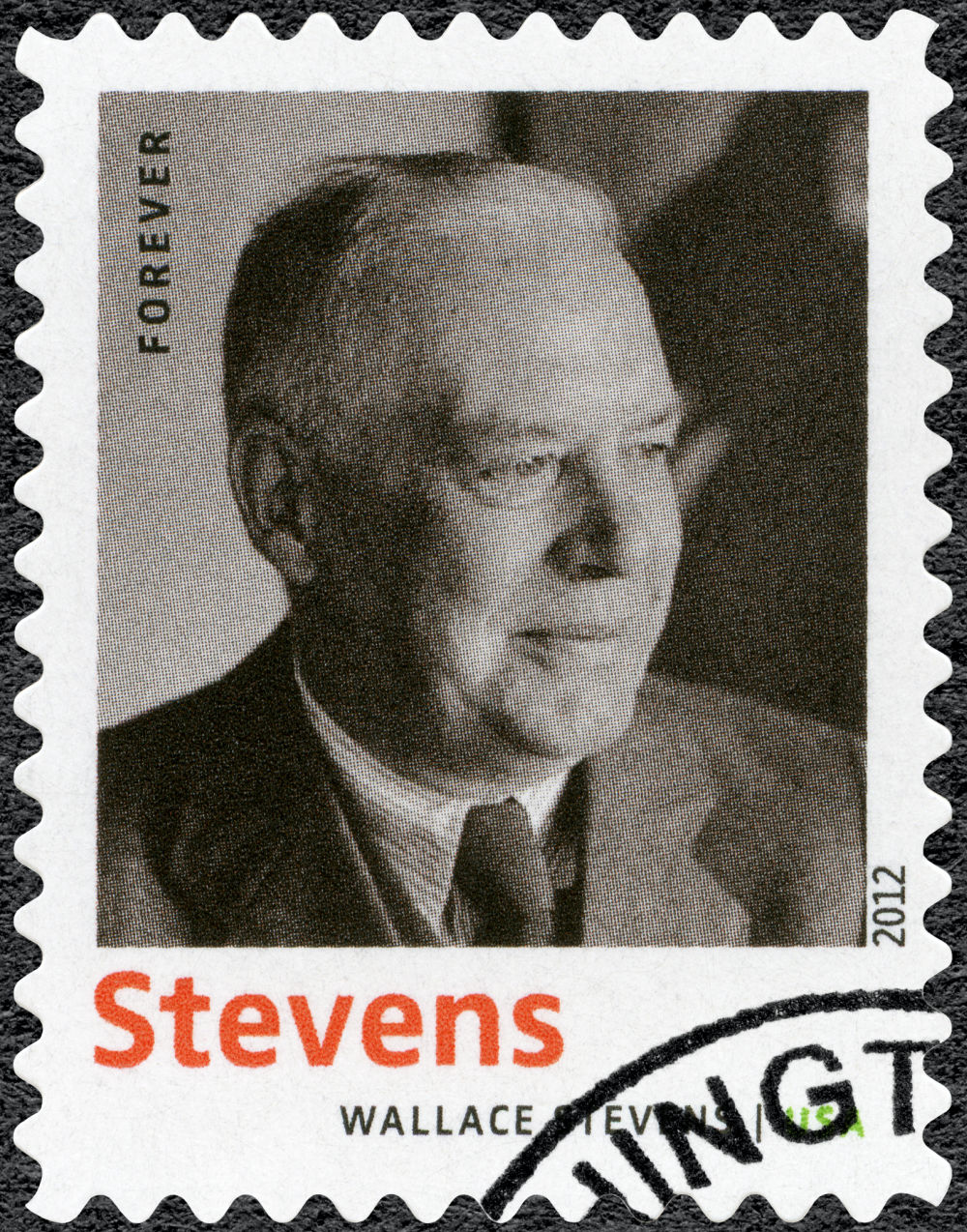 Wallace Stevens stamp