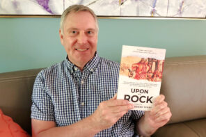 David Eugene Perry, award-winning author, achieves lifelong dream in his fifties