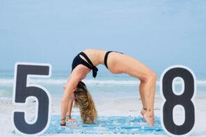 My 58th birthday photo shoot at the beach