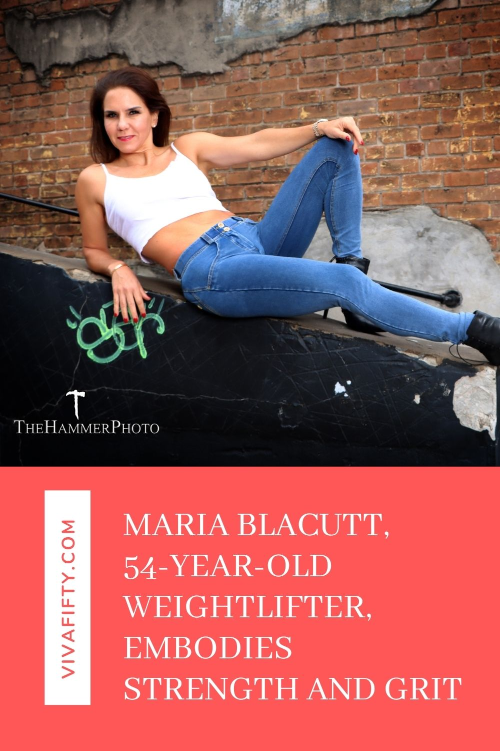 If you are in midlife and want to lift weights, this midlife weightlifter will inspire you to stay the course.